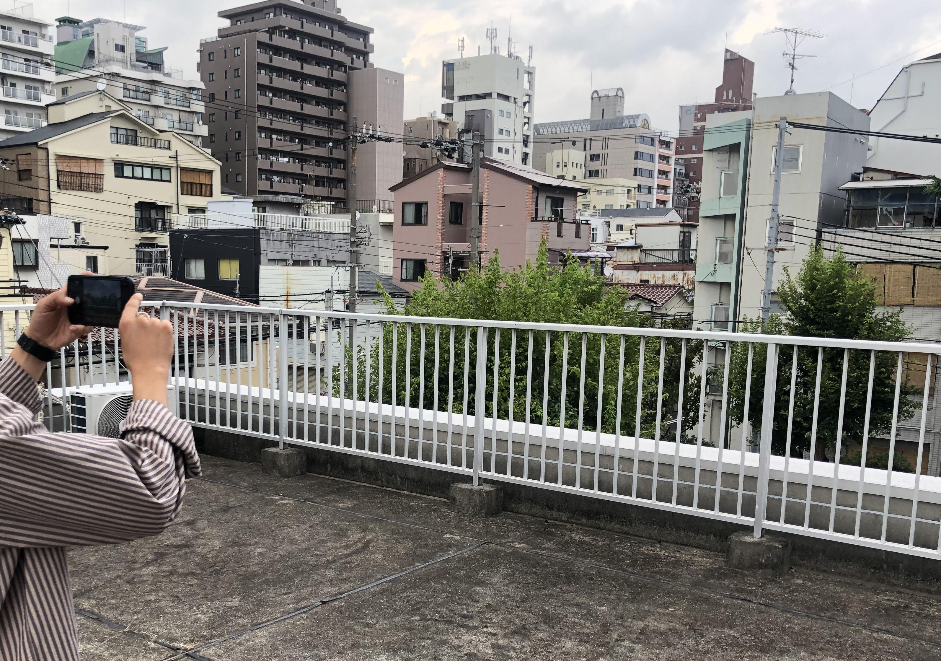 2noPARKの屋上の写真